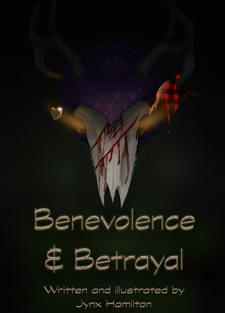 Benevolence and Betrayal Cover (UPDATED) by Bluethealpha