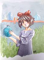 The potion maker's helper by KaosNoKamisama