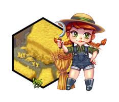 Catan-Grain