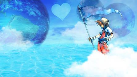 Fantasy Dream - Sora by HaakonHawk