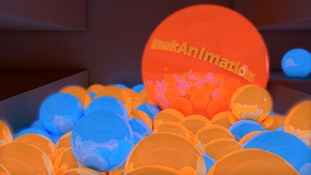HawkAnimations 3D Render by HaakonHawk