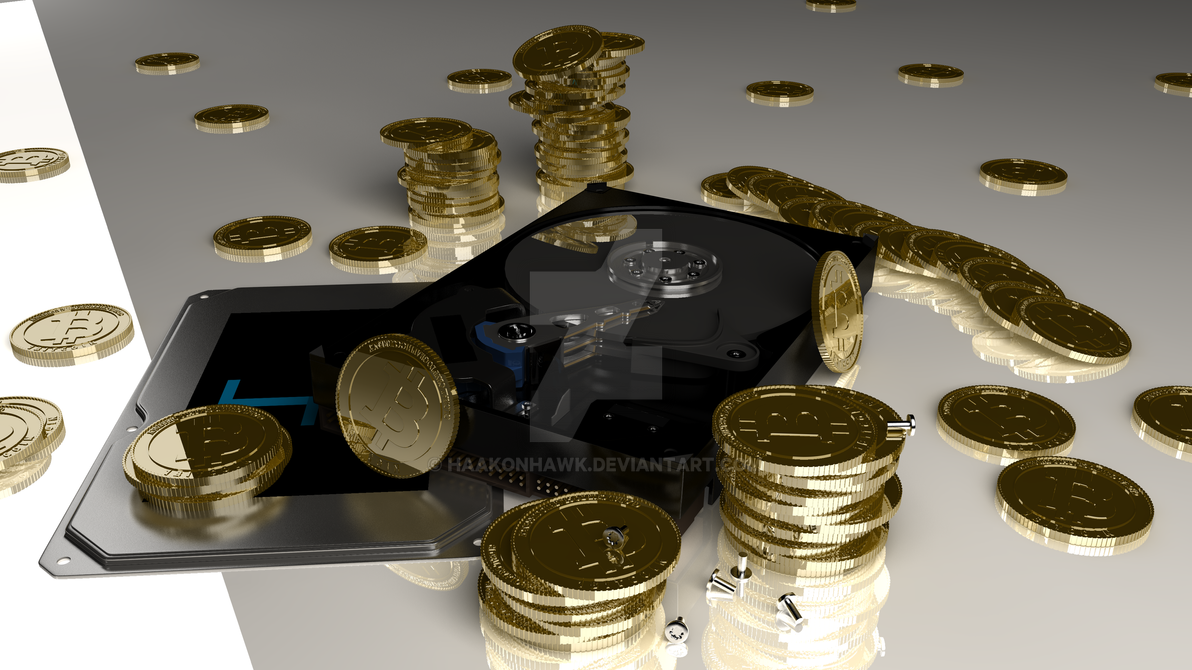 Digital Currency by HaakonHawk