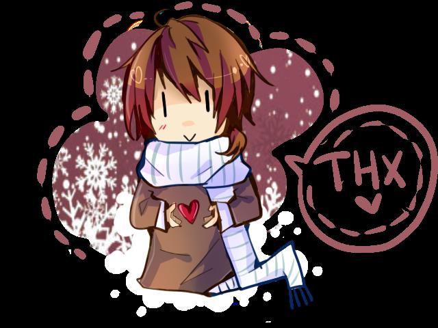 Siberia says thank you by Kuri-Nii