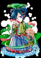 [CLOSED] Lotus Seed Tabemon Auction by k-kuri