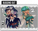 [CLOSED]-Buggin' Out Collab