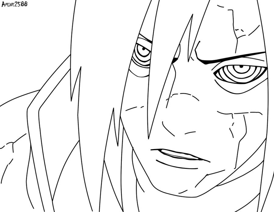Kakashi Sharingan Lineart Naruto Chapter 688 473532869 besides Naruto Manga 623 Uchiha Madara And Senju Hashirama 357990863 furthermore Coloriage Itachi Uchiwa furthermore Sasuke moreover Eternal Mangekyou Sharingan Sketch Templates. on sasuke sharingan coloring pages