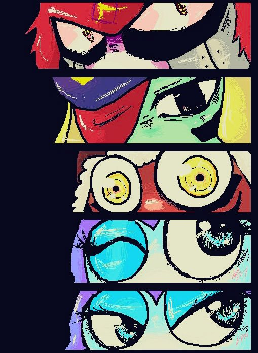 Kg: The eyes of D.E.R.P. by ComradeSeinana