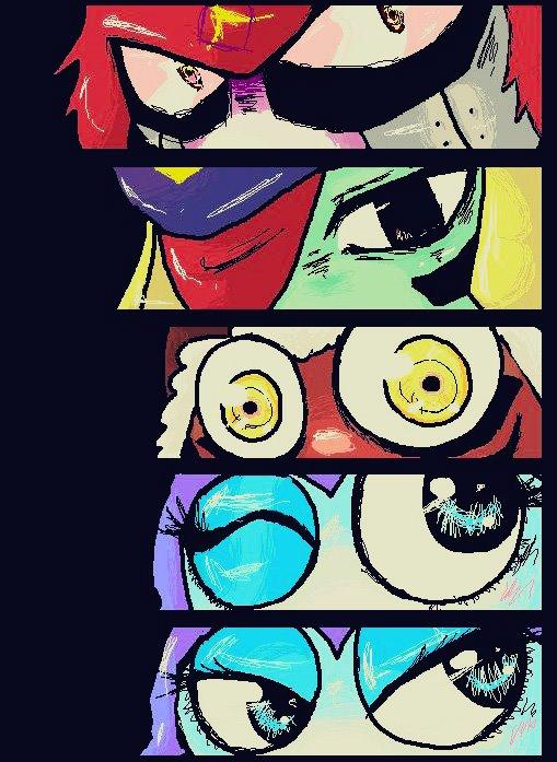 Kg: The eyes of D.E.R.P. by ComradeSeinana