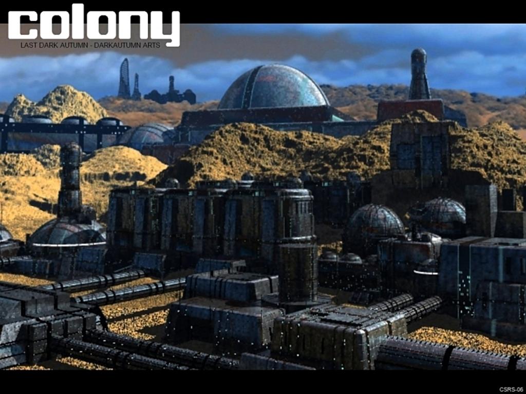 Colony by LastDarkAutumn