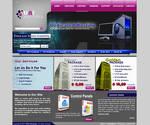 Web Hosting Layout