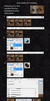 Eyes make-up tutorial