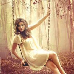 Eau De Vanille by ForestGirl