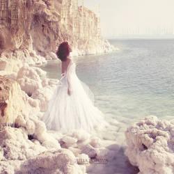 Salt sea by ForestGirl