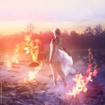 Garden of Flame