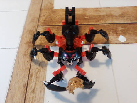 BIONICLE 2015 LORD OF SKULL SPIDERS