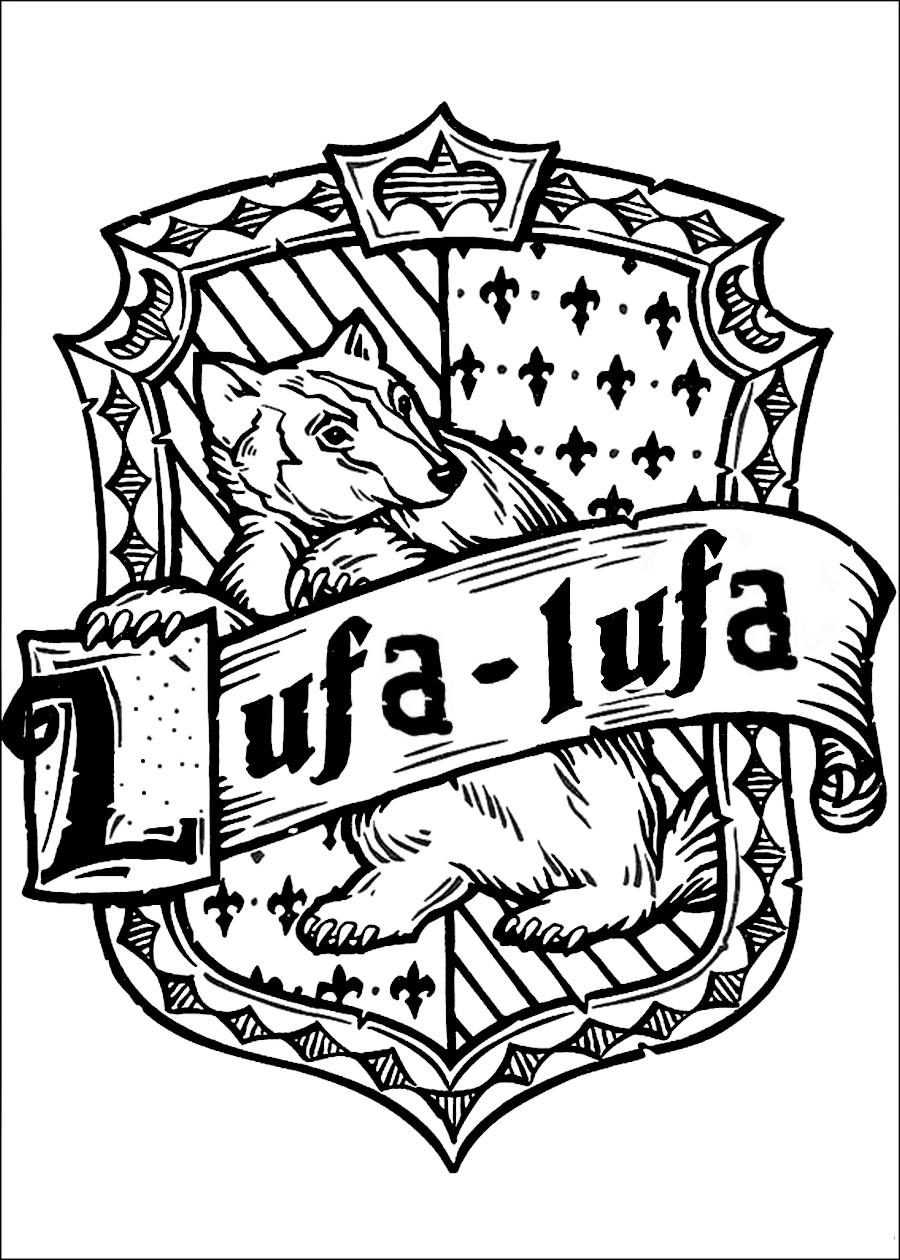 Brasao Lufa Lufa HP BR By Alugok On DeviantArt