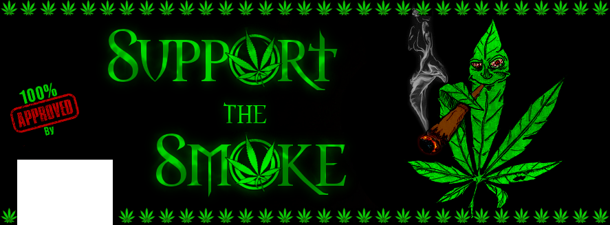 Support the Smoke Facebook Timeline Cover by JuggaloStitchez