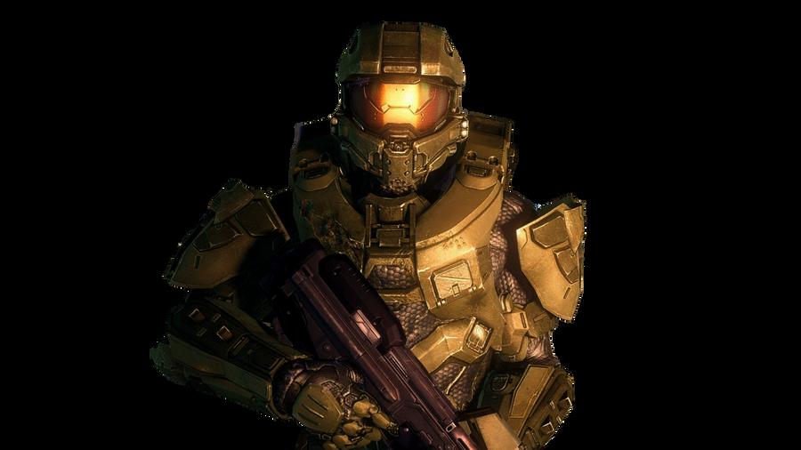 Halo 4 Master Chief Render by JuggaloStitchez on DeviantArt