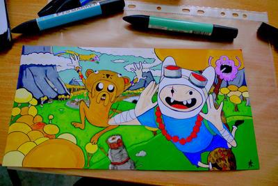Adventure Kinkreet! by WolfXGizmosis