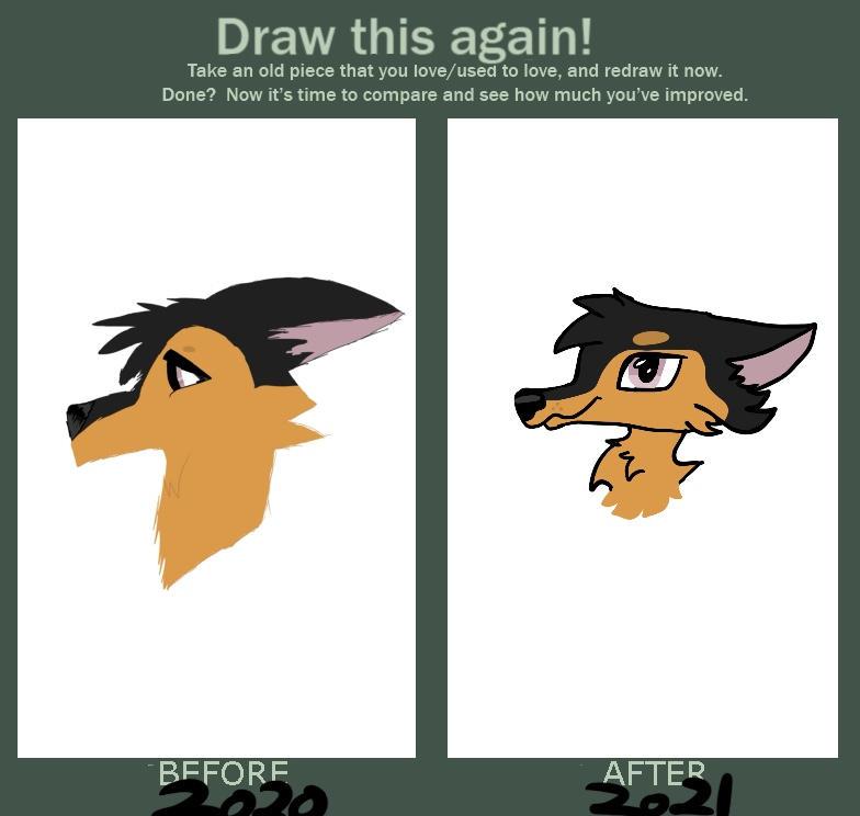 Draw it Again Challenge!