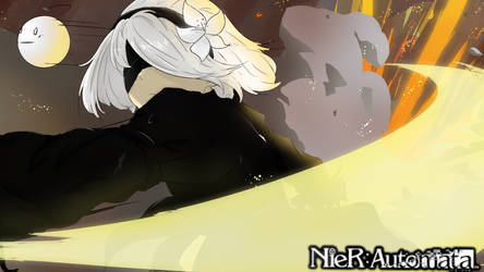 CryPlays: Nier Automata by GumiNonz58