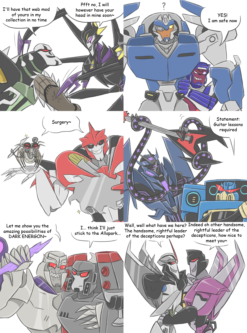 Tf countdown to tfp season 2 crossovers 13 18 by rosey raven on
