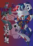 TFA - EvilBots VS HeroicCons