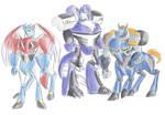 TFA - Monster UM and Primes