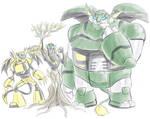 TFA - Monster BeeBulkProwl