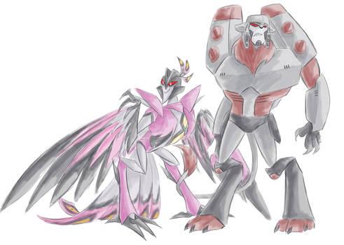 TFA - Monster MegaStar
