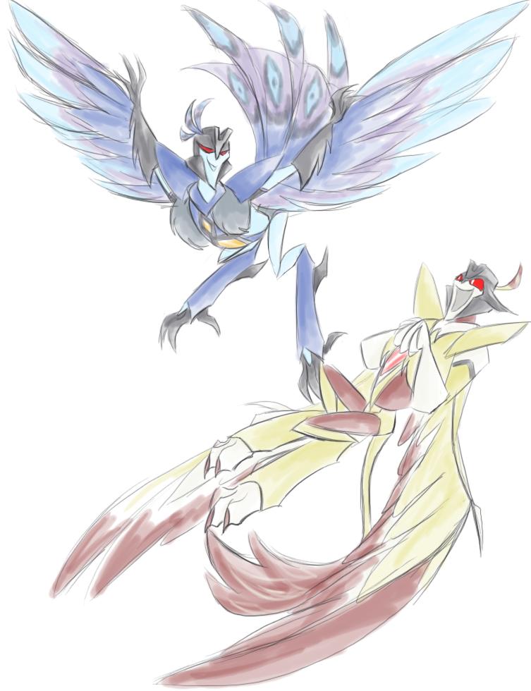 TFA - Monster SunTC by Rosey-Raven
