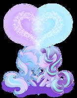 MLP - Loving StarTrix by Rosey-Raven