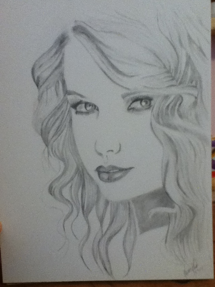 Taylor Swift by KarenNicole97