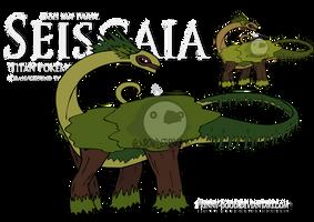 Fake Pokemon - Seisgaea by Prinny-Dood