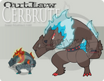 Outlaw Pokemon - Cerbrute