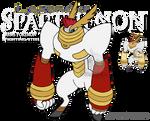 Pkmn Pantheon - Sparthenon