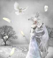 Ice Queen by butterscotchbob