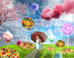 Candyland by butterscotchbob