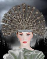 The Peacock Queen by butterscotchbob