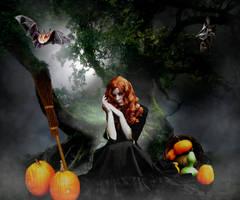 Happy Halloween by butterscotchbob