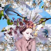 Geisha Dreams by butterscotchbob