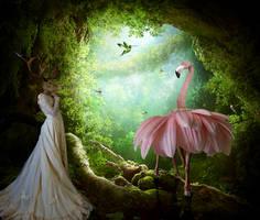 An Enchanted Encounter by butterscotchbob