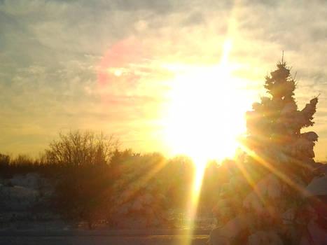 Hudson, WI Sunset