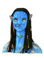 Neytiri - Avatar with Video