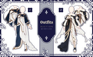 [Adopt Auction] Fantasy Outfits 21 [ CLOSE ] by QuinnyIlada