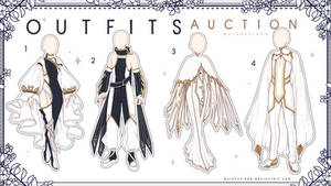 [Adopt Auction] Fantasy Outfits 22 [ CLOSE ] by QuinnyIlada