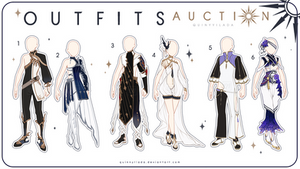 [Adopt Auction] Fantasy Outfits 23 [ CLOSE ]