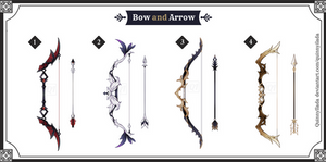 [Weapon Auction] Bow and Arrow! #2 [CLOSE]