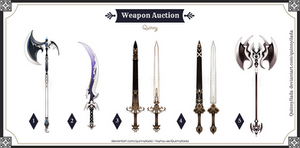 [Weapon Set Price] Weapon batch #7 [OPEN]