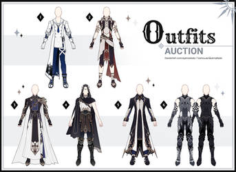 [Adopt Auction] Fantasy Outfits 63 [CLOSE]